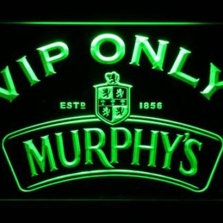 Murphy's VIP Only neon sign LED