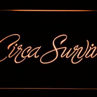 Circa Survive neon sign LED
