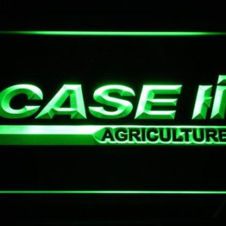 Case IH Agriculture neon sign LED