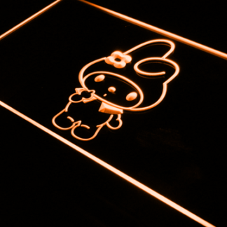 My Melody neon sign LED