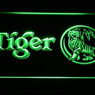 Tiger neon sign LED