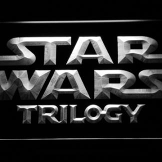 Star Wars Trilogy neon sign LED