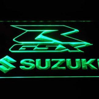 Suzuki GSX-R neon sign LED
