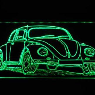 Volkswagen Beetle neon sign LED