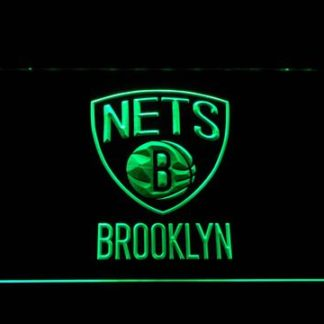 Brooklyn Nets neon sign LED