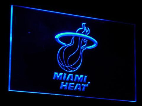 Miami Heat neon sign LED