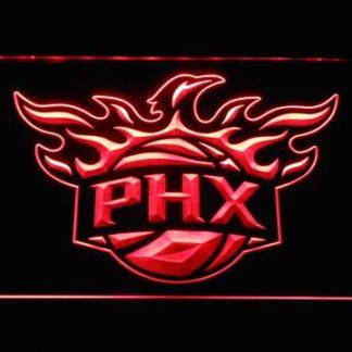 Phoenix Suns PHX neon sign LED