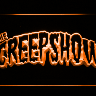 The Creepshow neon sign LED