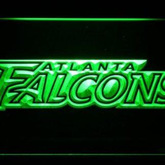 Atlanta Falcons 1998-2002 Logo - Legacy Edition neon sign LED