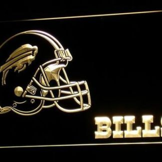 Buffalo Bills 2 neon sign LED