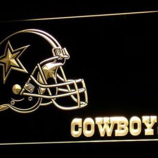 Dallas Cowboys neon sign LED