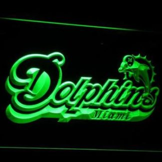 Miami Dolphins 1997-2012 - Legacy Edition neon sign LED