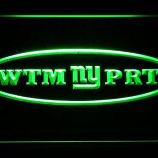 New York Giants Wellington Mara and Robert Tisch Memorial - Legacy Edition neon sign LED