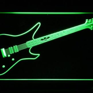 Schecter Synyster neon sign LED