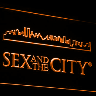 Sex And The City neon sign LED