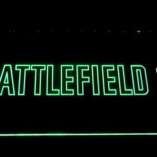 Battlefield 1 neon sign LED