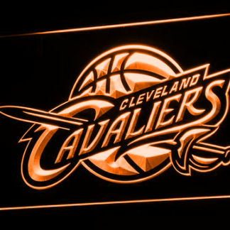 Cleveland Cavaliers neon sign LED