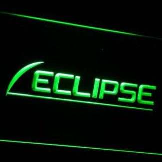 Eclipse neon sign LED