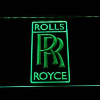 Rolls-Royce neon sign LED