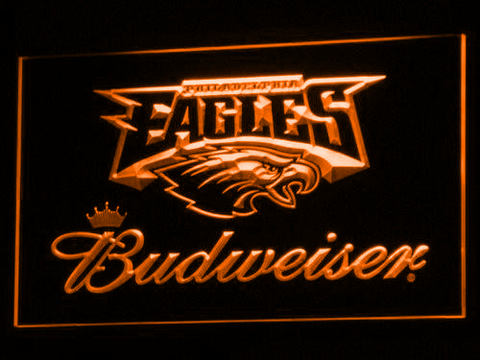Philadelphia Eagles Budweiser neon sign LED