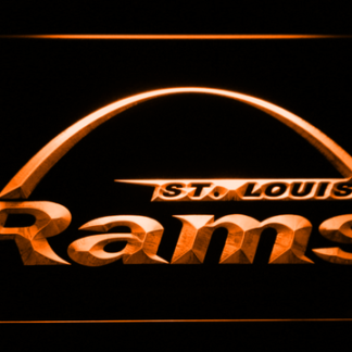 Los Angeles Rams 1995-1999 - Legacy Edition neon sign LED