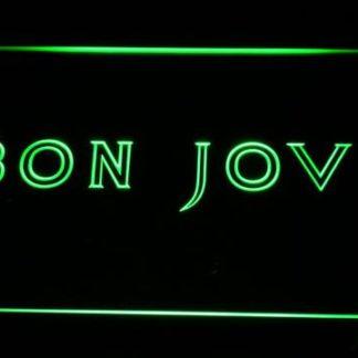 Bon Jovi neon sign LED