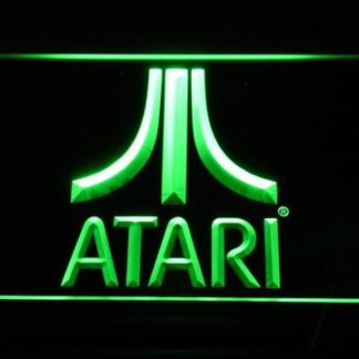 Atari neon sign LED