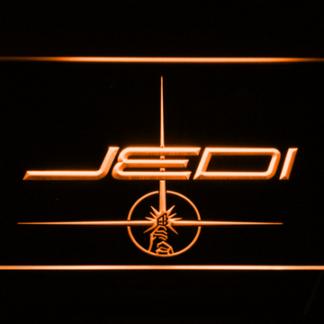 Star Wars Jedi neon sign LED