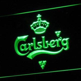 Carlsberg neon sign LED