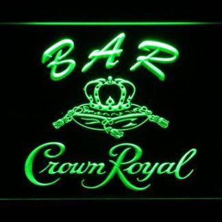 Crown Royal Bar neon sign LED