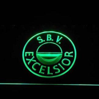 S.B.V. Excelsior neon sign LED