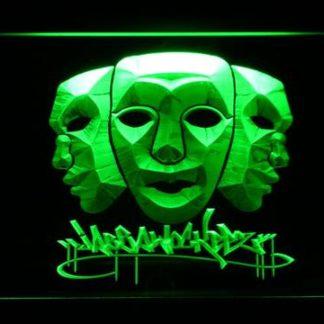 Jabbawockeez Masks neon sign LED
