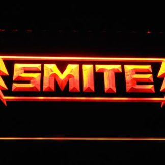 Smite neon sign LED