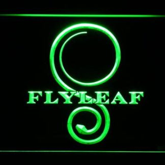 Flyleaf  Memento Mori neon sign LED
