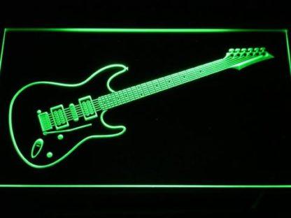 Ibanez Saber S470 neon sign LED