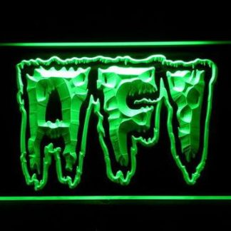 AFI Total Immortal neon sign LED