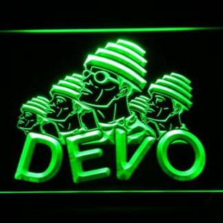 Devo neon sign LED