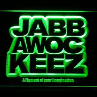 Jabbawockeez neon sign LED