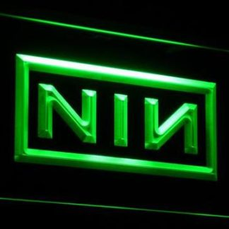 Nine Inch Nails neon sign LED