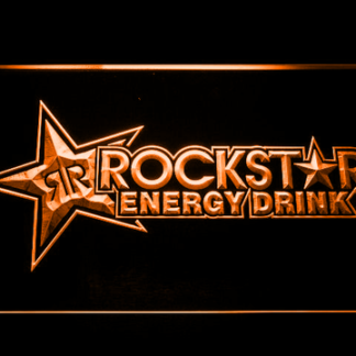 Rockstar Energy Drink neon sign LED