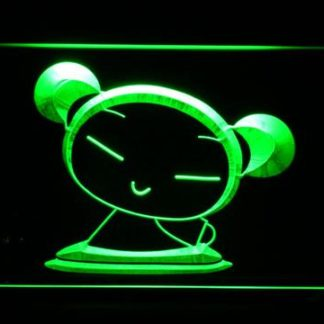 Pucca neon sign LED