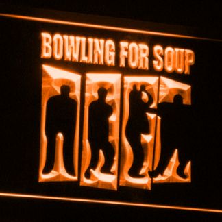 Bowling For Soup neon sign LED