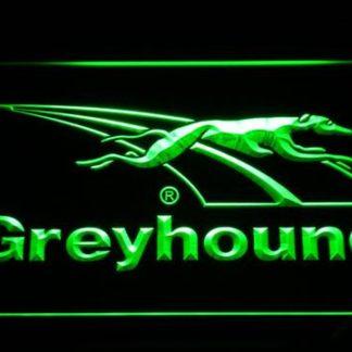 Greyhound neon sign LED