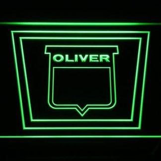 Oliver Old Logo neon sign LED