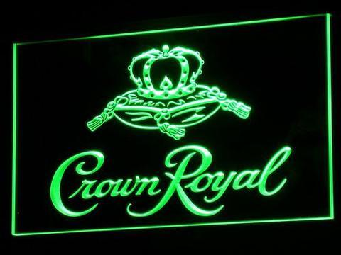 Crown Royal neon sign LED