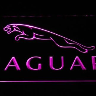 Jaguar neon sign LED