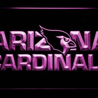 Arizona Cardinals - Legacy Edition neon sign LED
