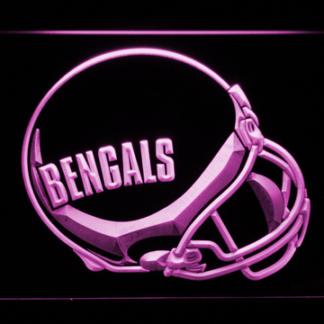 Cincinnati Bengals 1980 Helmet - Legacy Edition neon sign LED