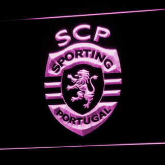 Lisbon Sporting Clube de Portugal neon sign LED