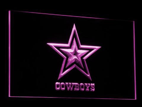 Dallas Cowboys Star neon sign LED